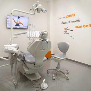 Clínica dental en Antequera
